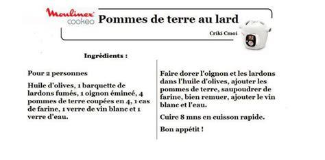 vin blanc cuisine 10 recettes cookeo pommes de terre et viandes
