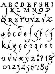 different font styles alphabet fancy fonts alphabet With different styles of lettering fonts