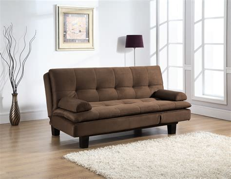 How Is A Sofa by Adelaide Convertible Sofa By Lifestyle Solutions Java