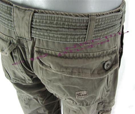 hose style damen modische us damen cargo hose army style sand tarn stonewashed gr 36 oder 38 ebay