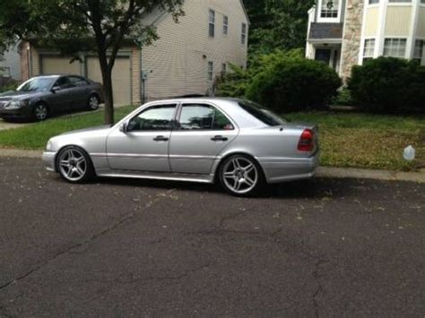 1997 C36 Mercede Wiring Harnes by Purchase Used 1997 Silver Mercedes C36 Amg
