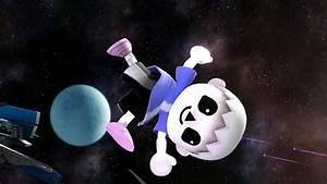 Sans Villager FINAL UPDATE Super Smash Bros WiiU