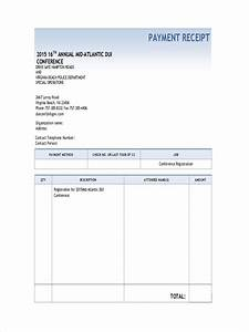 How To Write An Invoice For Services Rendered Free 10 Payment Receipt Examples Samples In Google Docs