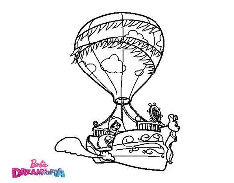 Imagenes De Barcos De Barbie by Dibujo De Chelsea Y Honey En El Barco Volador Para