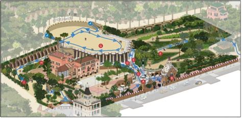 Park Guell tickets - prices, discounts, free entry, guided ...