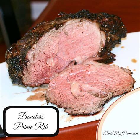 boneless prime rib recipe grilled boneless standing rib roast recipes food and cooking