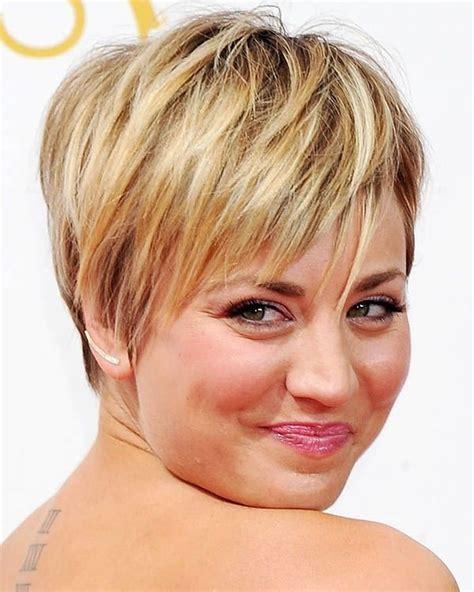 pixie hairstyles fine hair   face