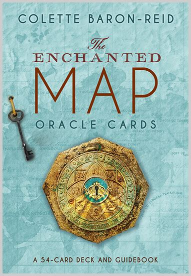 Welcome to our hay house coupons page, explore the latest verified hayhouse.com discounts and promos for april 2021. The Enchanted Map Oracle Cards