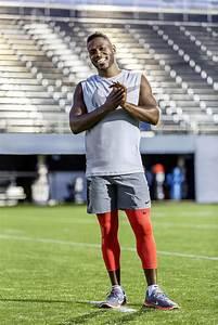 Antonio Brown's Secret Fitness Superpower - Nike News