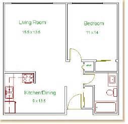 1 bedroom floor plans hilldale towers floor plans