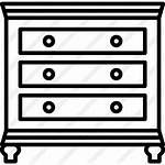 Chest Drawer Icon Premium Icons Svg Flaticon