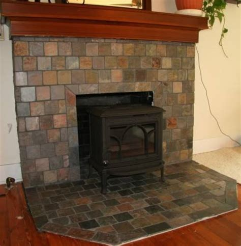 Fireplace Tiles And Hearths by Slate Tiles For A Hearth Interior Amp Exterior Doors