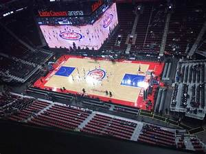 Little Caesars Arena Section Gpb3 Home Of Detroit
