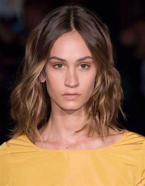 coiffure femme cheveux mi coiffure 2016 femme mi les 25 plus belles coiffures de l 233 e 2016