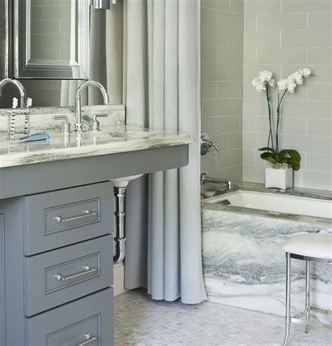 Beautiful powder room vanity   Traditional   Bathroom