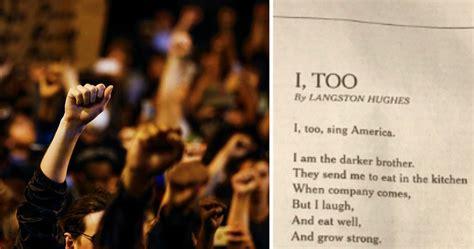 york times runs full page civil rights poem  highlight black americans plight huffpost uk