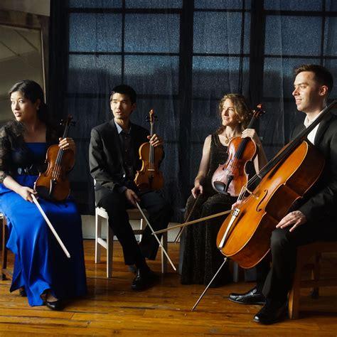 momenta quartet returns bates artist residence