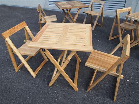 chaise norvegienne tables et chaises pliantes entropie