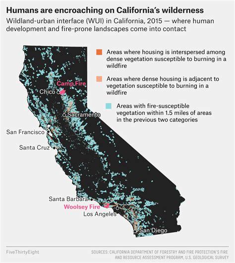 californias wildfires   destructive   charts