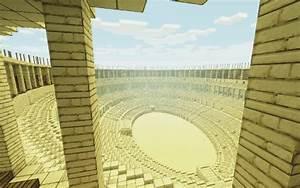1 : 1 Roman Colosseum Minecraft Project