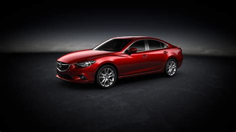 Mazda 6 Hd Desktop Wallpaper