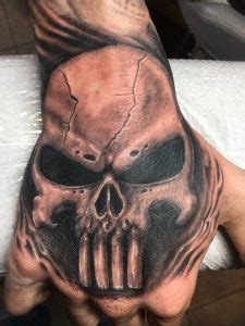 punisher tattoos designs ideas  meaning tattoos