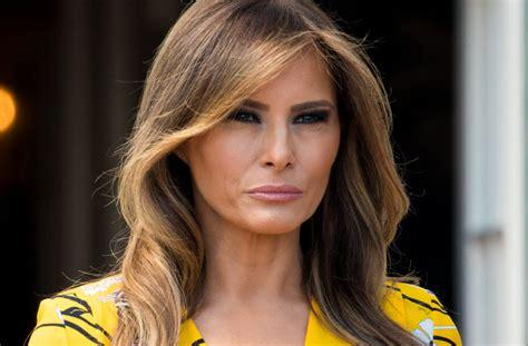 Почему она так хороша: секреты красоты Мелании Трамп | Звездный стиль на www.elle.ru