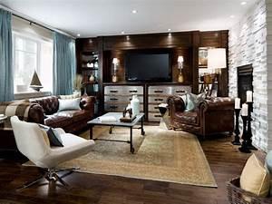 Wohnzimmer Design Ideen : attraktive wohnzimmer design ideen von candice olson ~ Orissabook.com Haus und Dekorationen