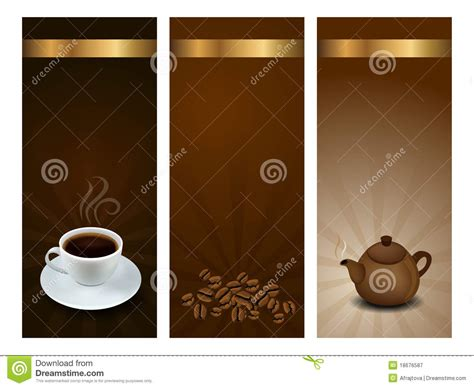 Coffee And Tea Labels Stock Vector. Illustration Of Banner Irish Coffee Lidl Meets Bagel Growth Denver Guys Death Wish South Africa Gay Reddit Nederland Gl�ser