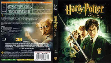 la chambre des secrets jaquette dvd de harry potter et la chambre des secrets