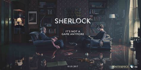 sherlock season cast creators holmes slightly