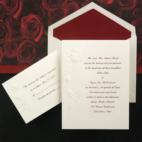 wedding invitations sets cheap wedding invitation collection