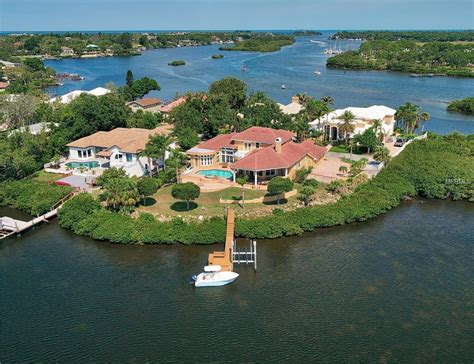 Waterfront Apartments Clearwater Fl by Florida Waterfront Property In Clearwater Port Richey