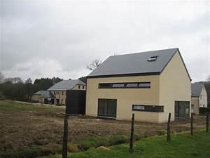 architecte bertrand vanturenhout nouvelles constructions With maison brique et bois 4 architecte bertrand vanturenhout maison vanturenhout