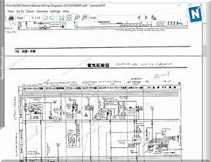 Hino Rd160 Owners Manual Wiring Diagrams