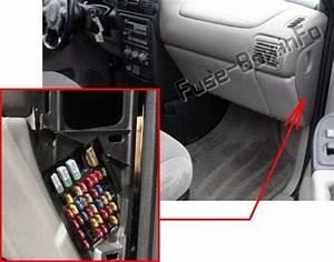 Diagram  2001 Pontiac Montana Fuse Box Full Version Hd