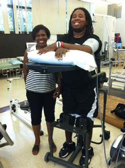 paralyzed rutgers player eric legrand tweets pic