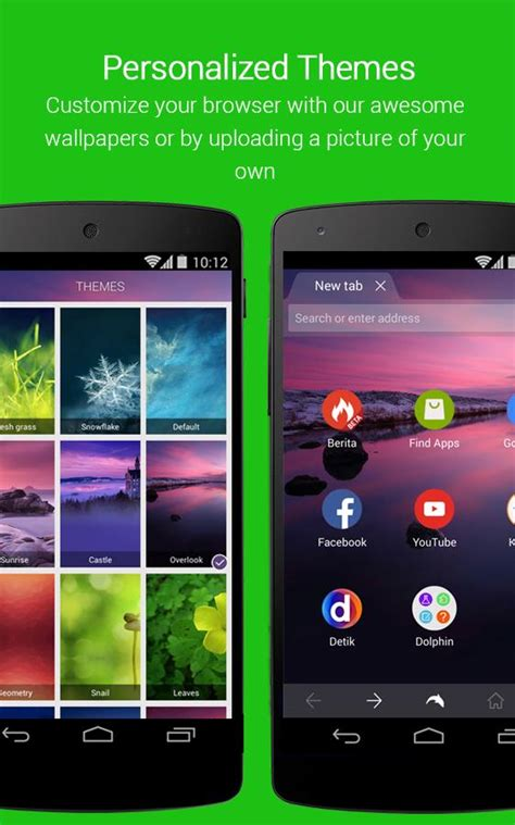 android browser with flash flash player for android lollipop via dolphin