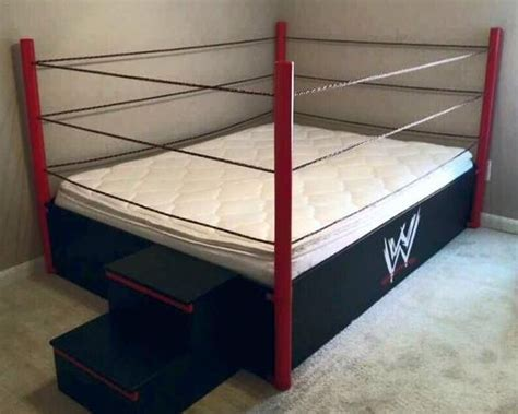 manchester united revealed this wwe bed is definitely