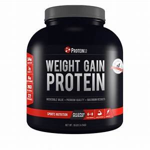 Proteinco Weight Gain Protein 10lbs - Vanilla   Weight Gainers