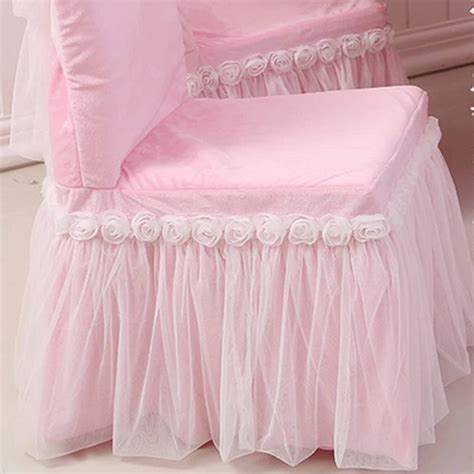 rose chair cover