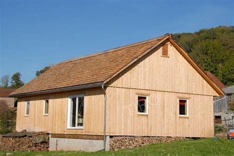 tarif maison en bois plain pied palzon