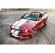 2009 Ford Mustang GT Convertible  Sigala Supremacy Photo