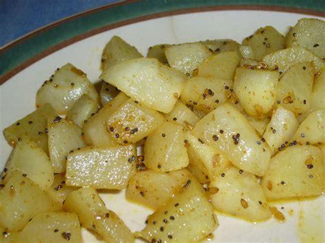 cuisiner du blanc de poulet navets au curry et au miel chez laurette