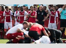 Ajax star Abdelhak Nouri suffers serious brain damage