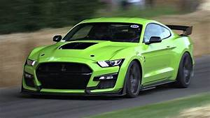 2020 Ford Mustang Shelby GT500 Looks Great in Green - Somag News