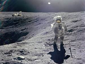 Apollo 16 hidden family portrait on the moon - Business ...