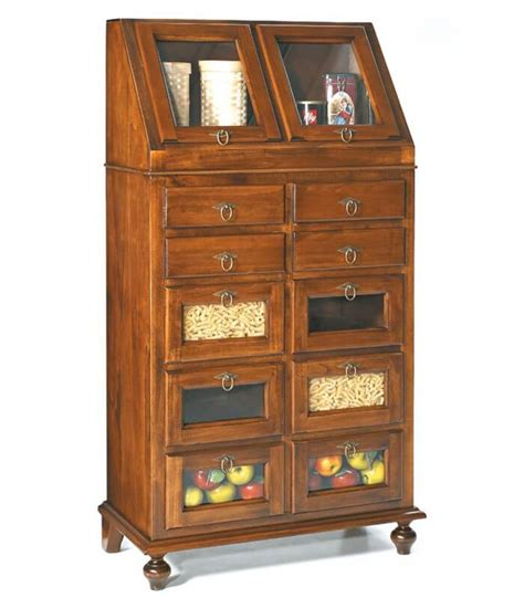 dispensa mobile mobile dispensa classico cucina legno