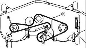 john deere 48 mower deck parts diagram car interior design