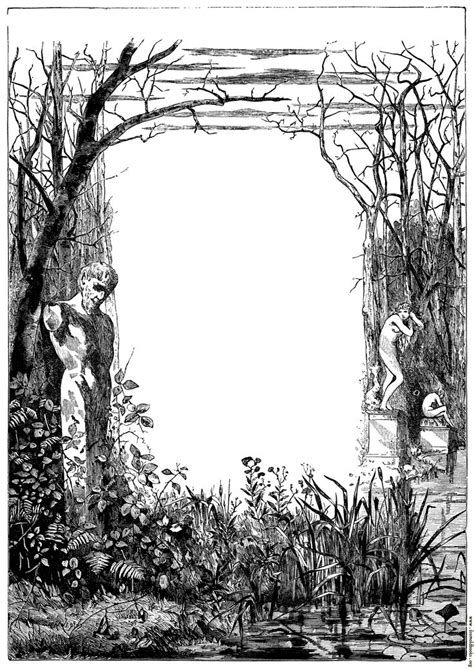Gothic Page Border Tattoo border | Gothic wallpaper, Page borders, Picture frame art